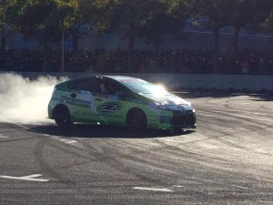 All Electric RWD Drift Toyota Prius