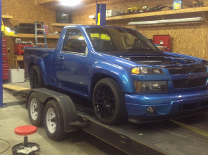 Chevy Colorado With A LS9