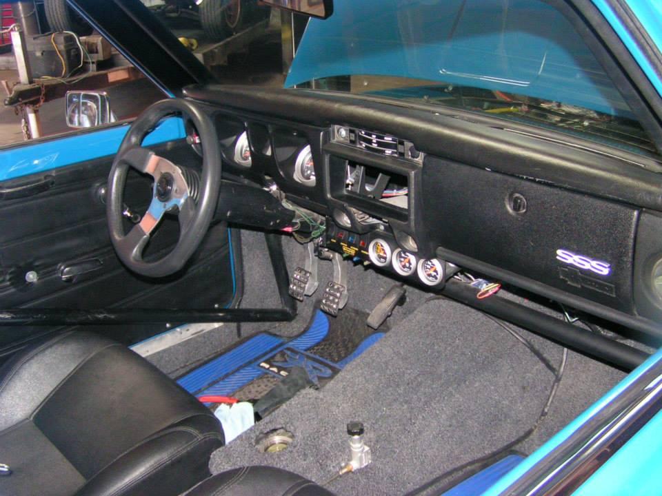 Datsun 510 With A SR20DET