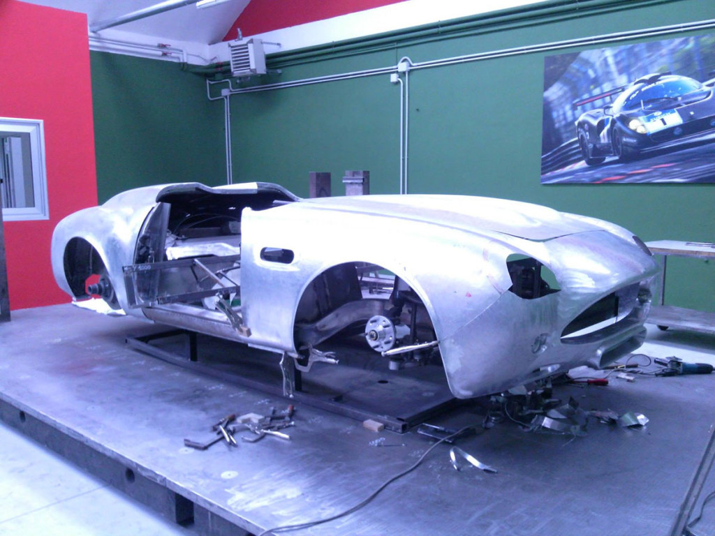 ICON Aston Martin DB4ZGT Project with Vanquish S V12