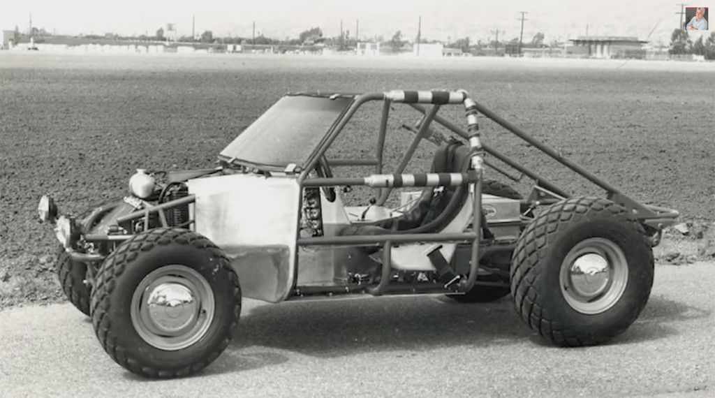1972 Cutlass Banshee all-tube chassis