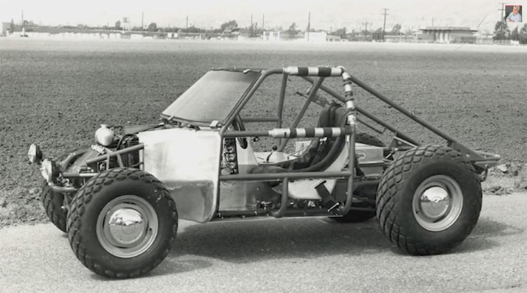 1972 Cutlass Banshee all-tube chassis