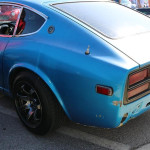 1976 Datsun 280Z with a iron-block 5.3 L V8