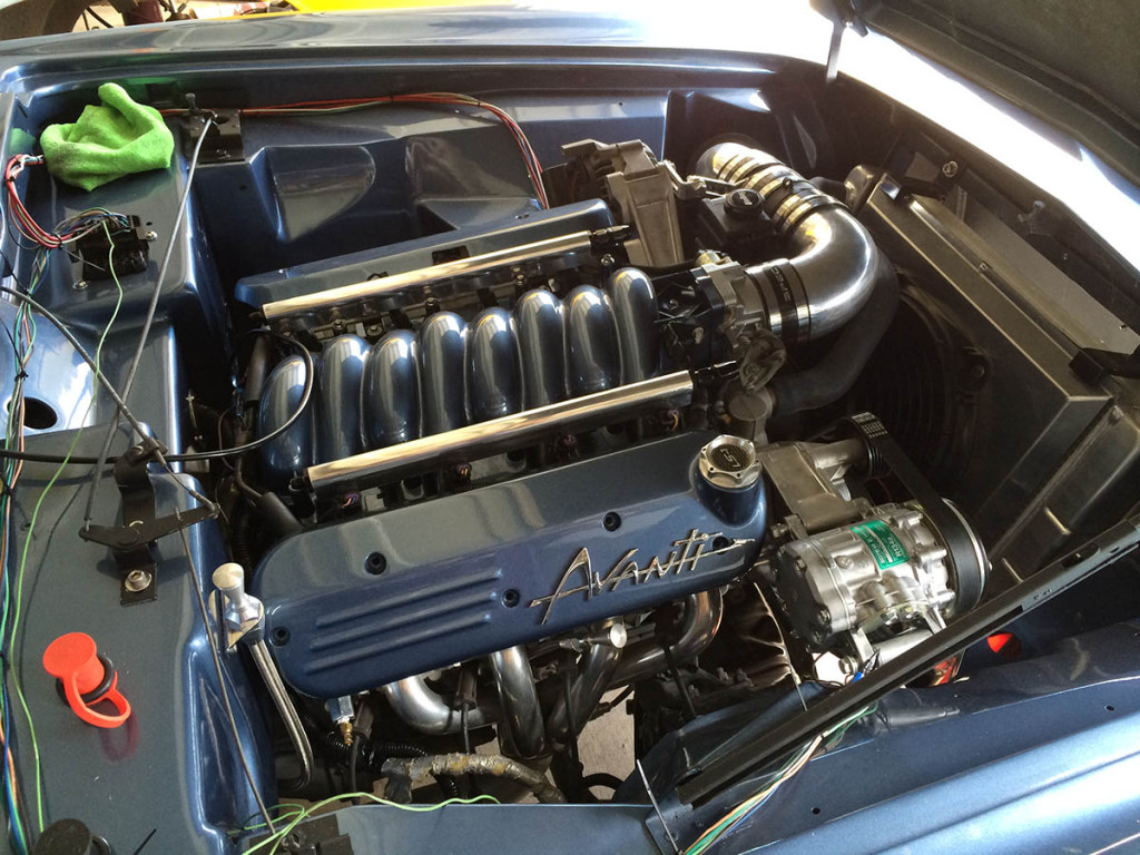 1981 Avanti Ii With A Ls1 Engine Swap Depot