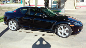 2004 RX-8 With A LS1 And T-56
