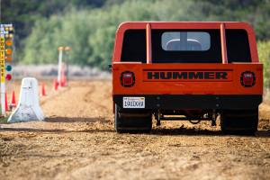 Drag Hummer H1 With A Steve Morris 3,000 HP BBC