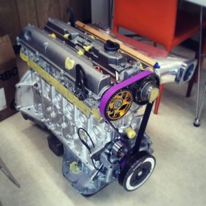2JZ with Brian Crower 3.4 L stroker kit