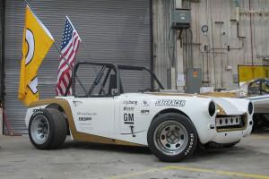 Wreck Racing's 2JZ Powered 1969 MG Midget