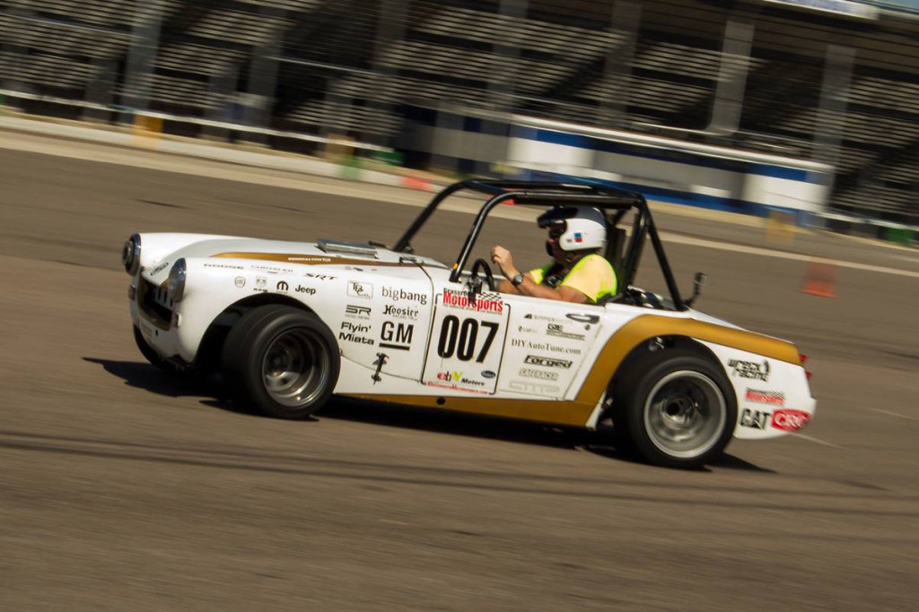 Wreck Racing's 2JZ Powered 1969 MG Midget