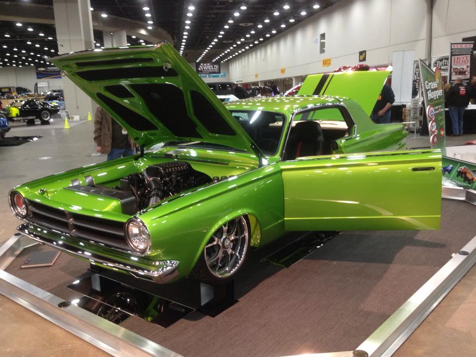 1965 Dodge Dart With A Supercharged Hemi Engine Swap Depot – Dodge Hemi Engine Swap Wiring Harness