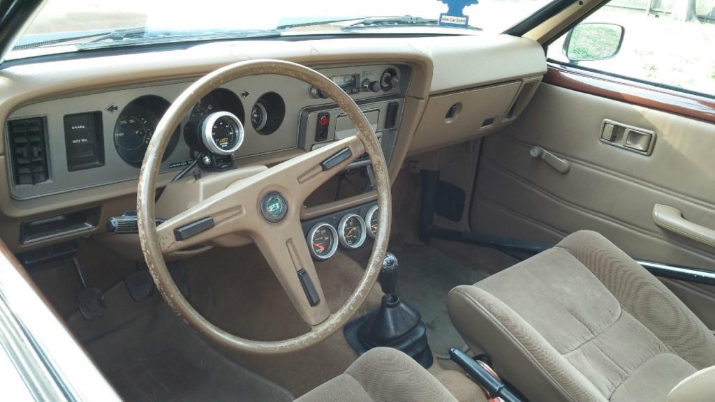 1979 Toyota Corolla With A Tubo Mazda 13B