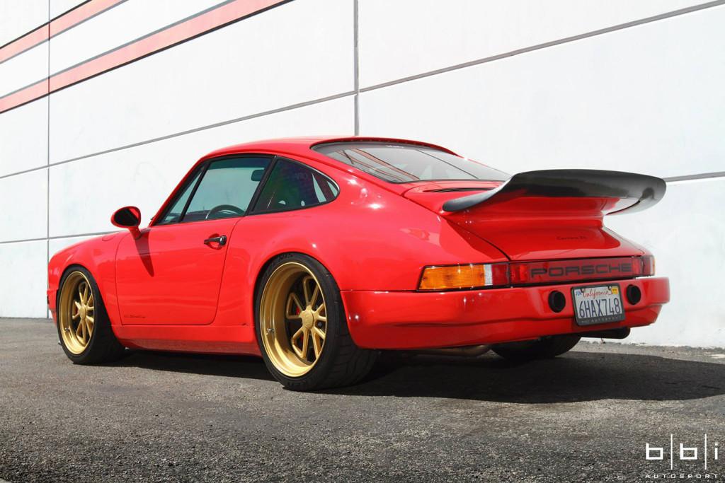 Project Nasty - 1985 Porsche Carrera With A 1994 Carrera Engine