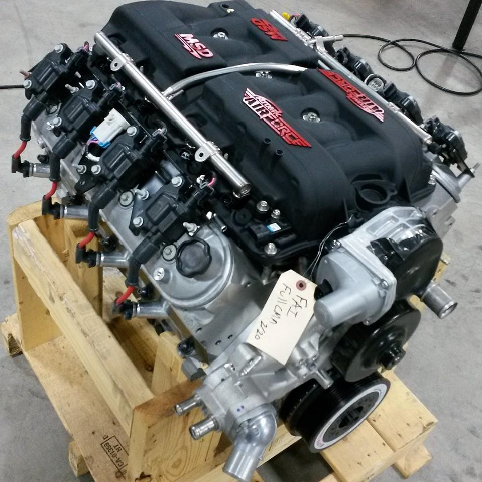 Watch The 48 Hour Corvette Get A 650 Hp Ls7