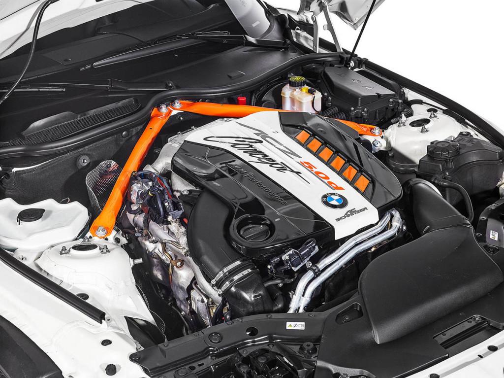 Bmw Z4 With A M50d Triple Turbo Diesel Engine Swap Depot