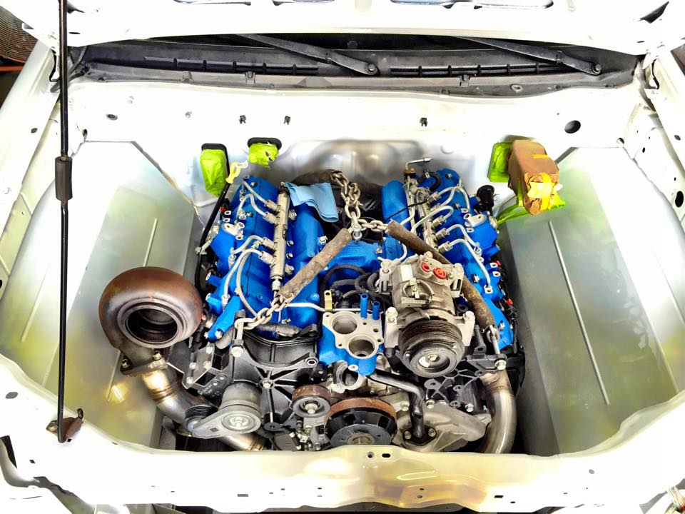 Chevy Colorado With A Turbo Duramax sel 04 – Engine Swap Depot on duramax conversion fuel tank, duramax standalone harness, cummins conversion wiring harness, toyota conversion wiring harness, duramax swap harness,