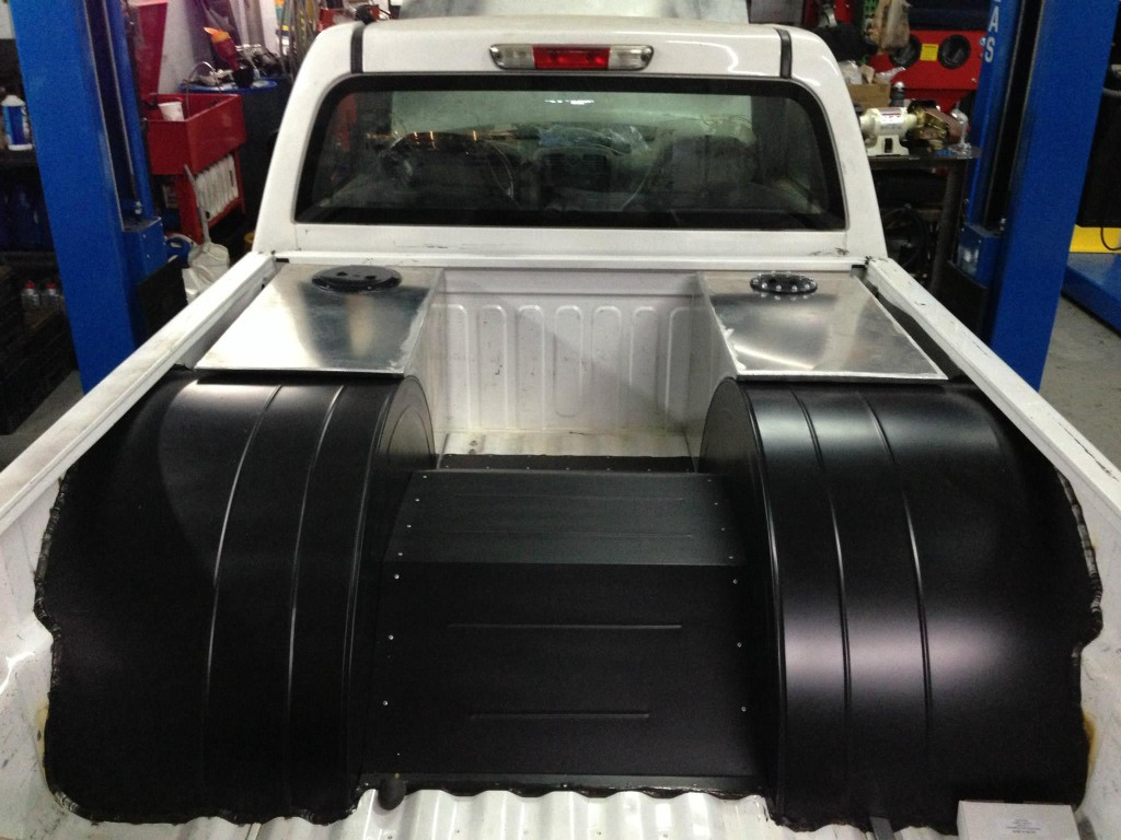 Chevy Colorado With A Turbo Duramax Diesel