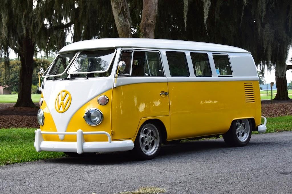 Electric Vw Bus X