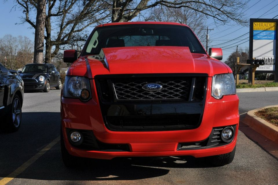 ford lightning with a twin turbo coyote v engine swap