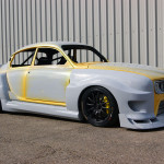 Saab 99ss made by wrapping Saab 96 body around Saab 9-3