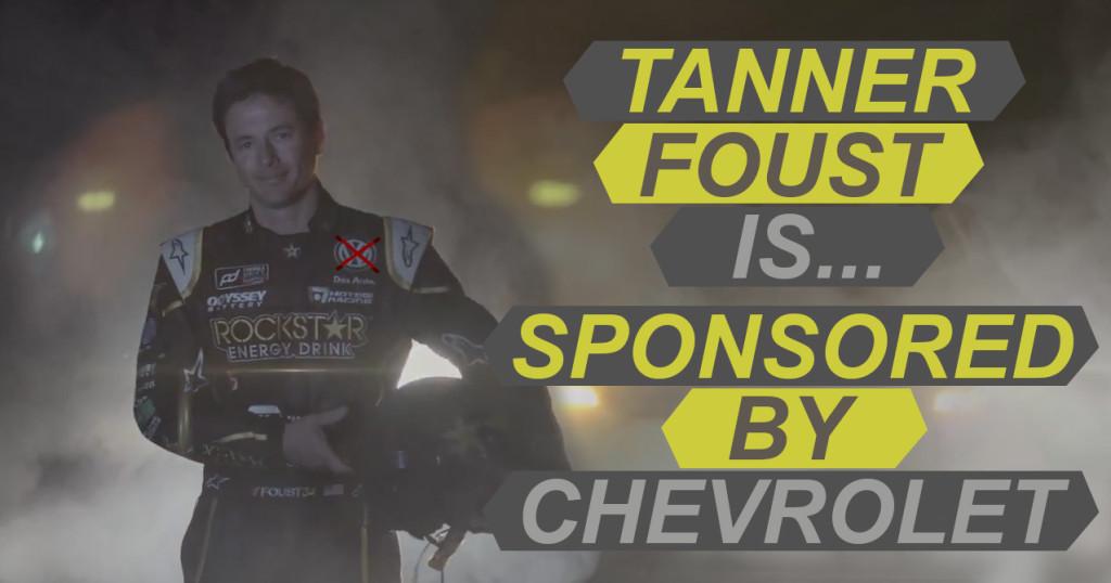 Tanner Foust's Drift Passat Rumored to be powered by Chevy V8