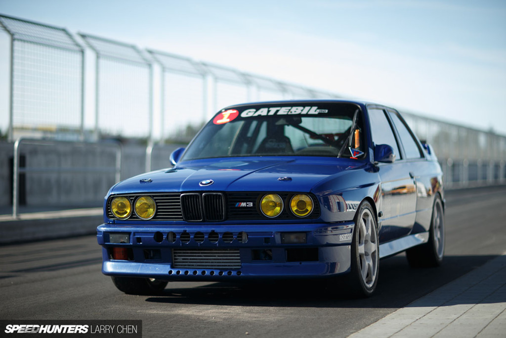 Vidar Jødahl's 1,000 HP 2JZ powered BMW E30 M3