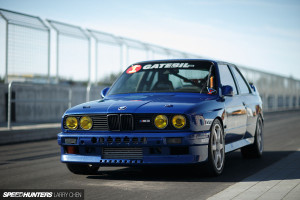 Vidar Jødahl's 1,000 HP 2JZ powered BMW E30 M3