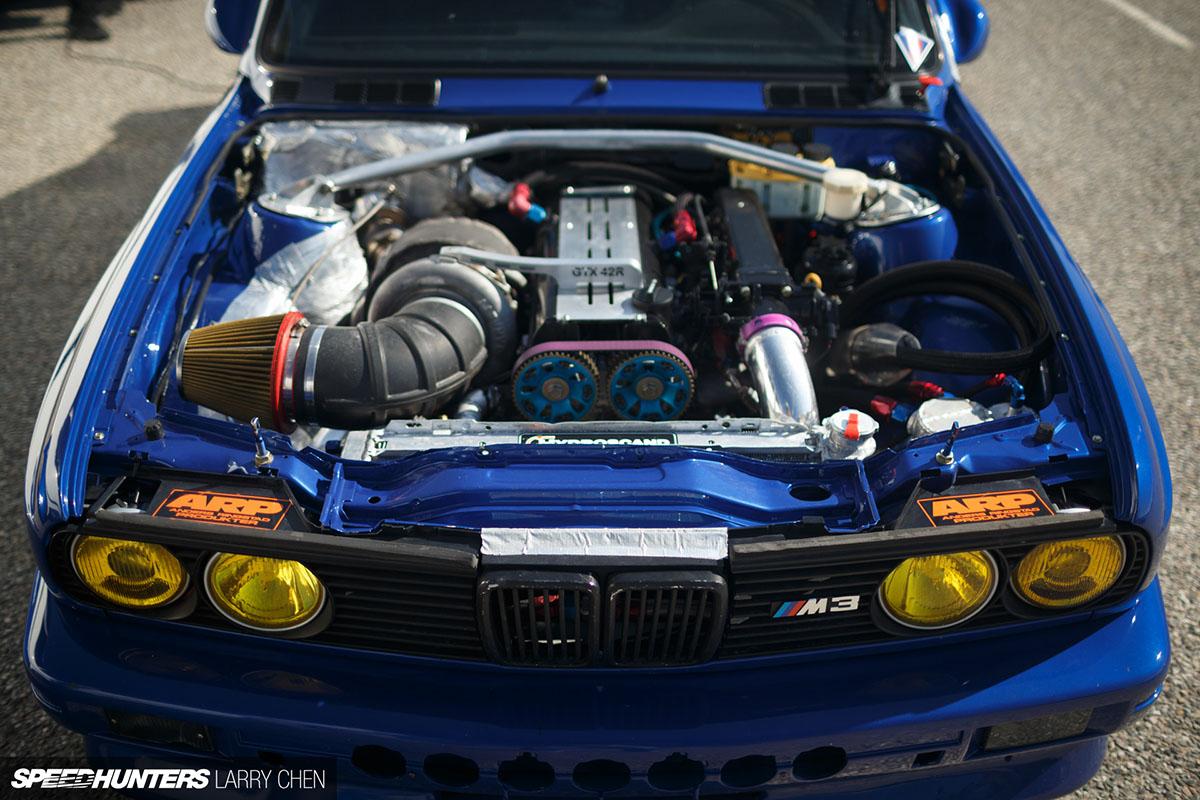 Vidar Jødahl 1K HP 2JZ powered BMW E30 M3 02 – Engine Swap Depot