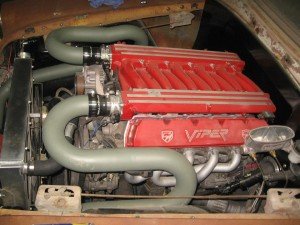 1952 Buick With A Viper V10