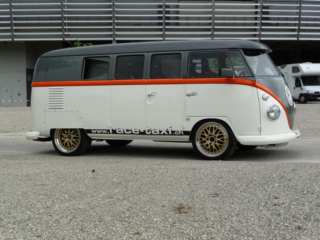 Race Taxi Update A Vw Bus With A Porsche Tt Engine Engine Swap Depot