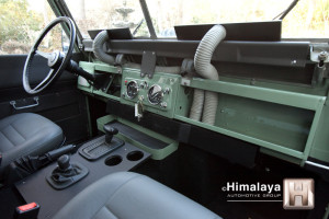 1967 Land Rover With A Modern Rover V8