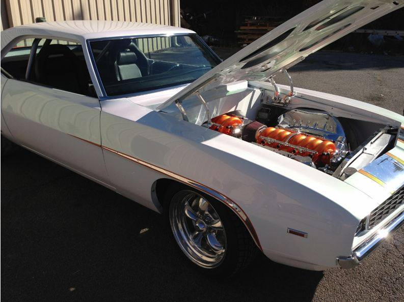 1969 Camaro With Two Ls7 Engines Engine Swap Depot