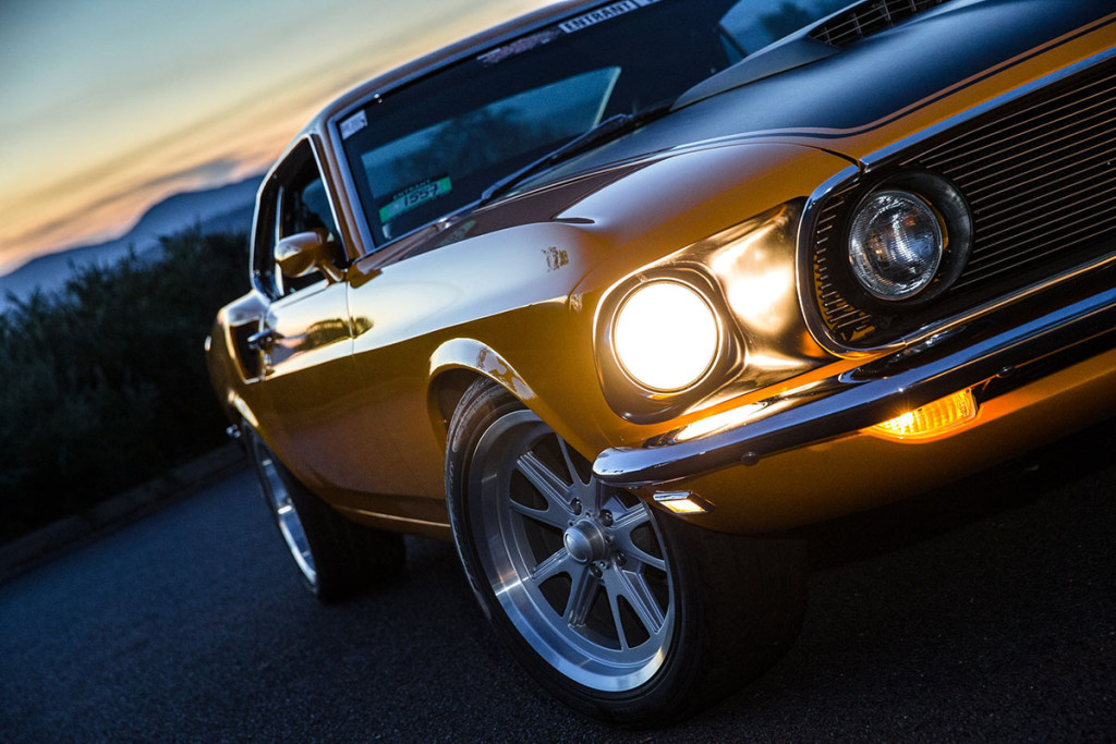 1969 Mustang With A Coyote 5.0 L V8