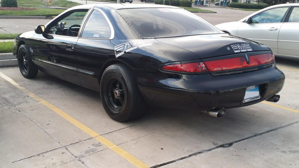 1998 Lincoln Mark VIII With A Twin-turbo Coyote