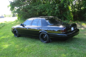 1999 Crown Vic With A Triton V10