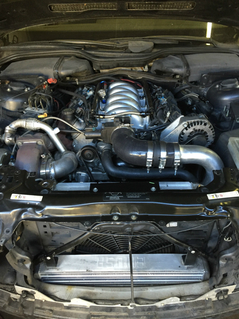 for sale 2002 bmw 745 withy a turbo chevy v8 engine swap depot rh engineswapdepot com