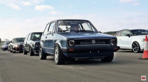 Boba Motoring 1,056 HP Golf Mk1 with a VW ABF I4
