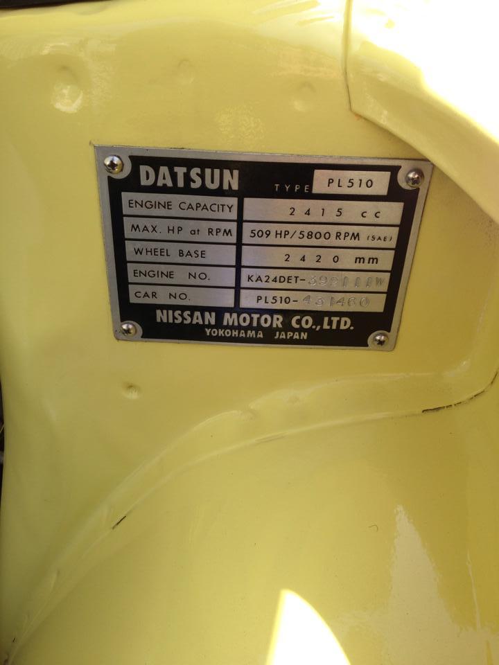 Fine Datsun 510 With A Turbo Ka24De Engine Swap Depot Wiring Digital Resources Inklcompassionincorg