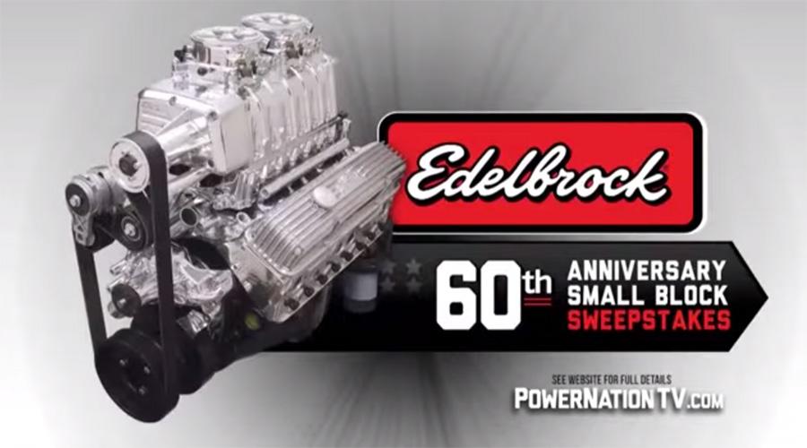 Edelbrocks Supercharged Sbc Giveaway