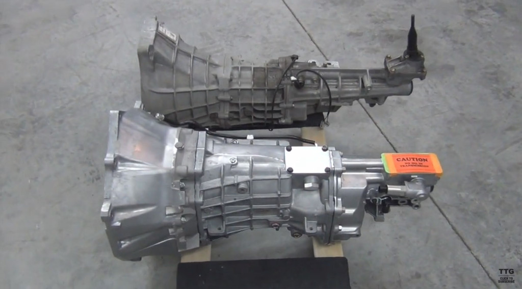Miata six-speed vs T56 Magnum transmission