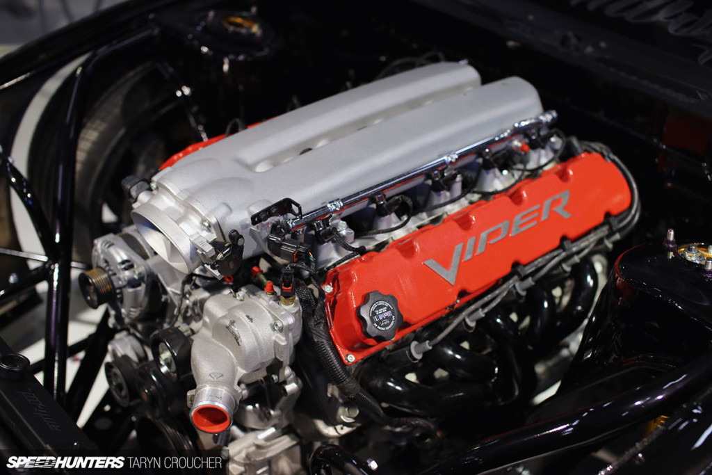 Nissan 200SX With A Viper V10