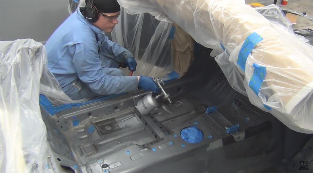 Project Thunderbolt Building A LS3 Powered Miata 07