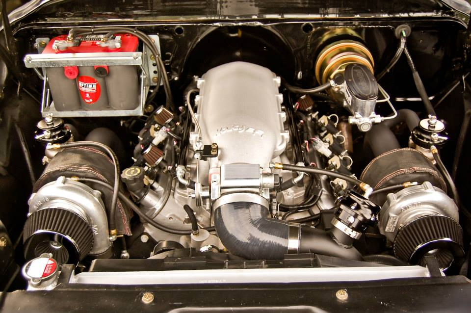1958 Chevy Apache With Twin-turbo LS1