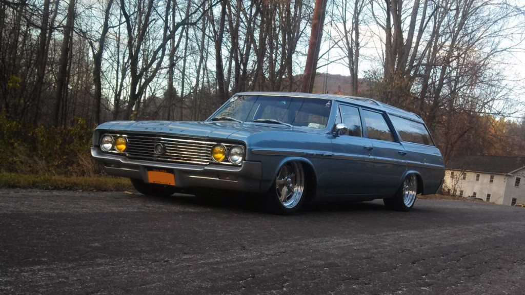 1964 Buick Sport Wagon With A LS6