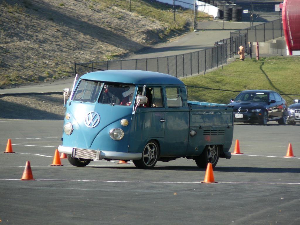 1967 VW Double Cab With Porsche Power