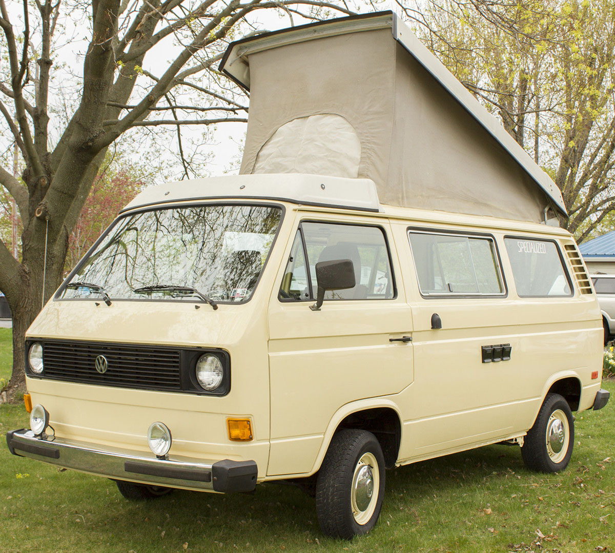 For Sale: 1980 VW Bus With A Porsche 911E Engine – Engine Swap Depot