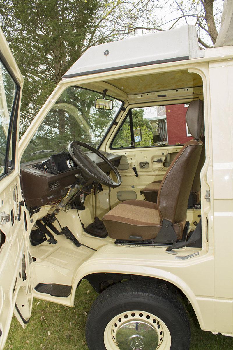 for sale  1980 vw bus with a porsche 911e engine  u2013 engine