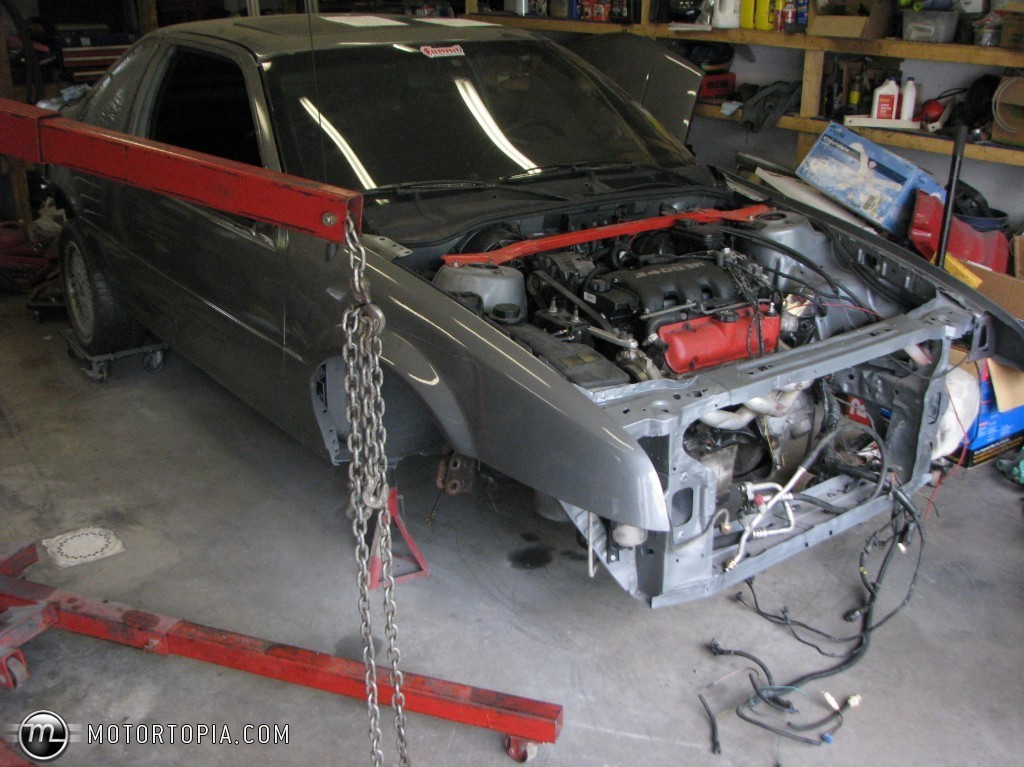 1991 Beretta GT With A 2006 Impala 3.4 L V6