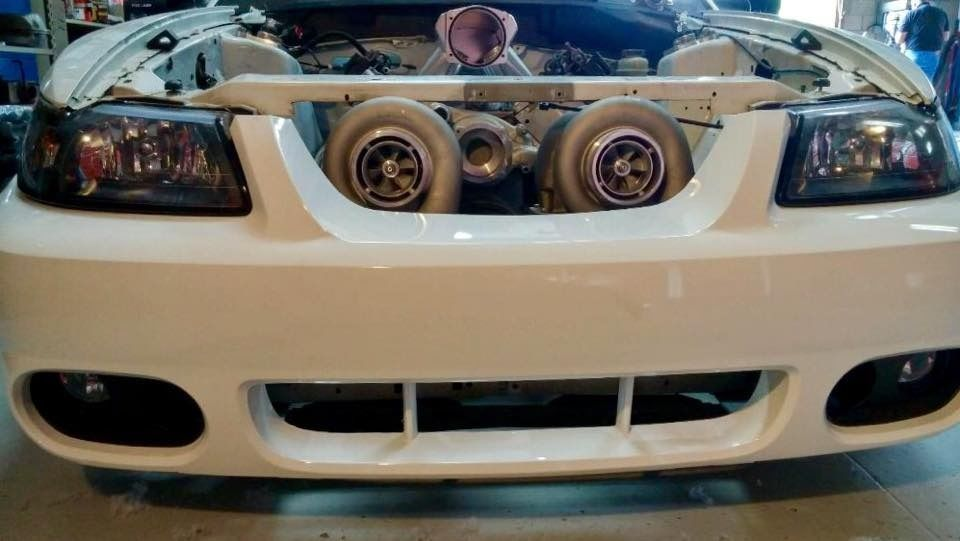 Building A 4th Gen Mustang With A 1000 HP LQ4 – Engine Swap