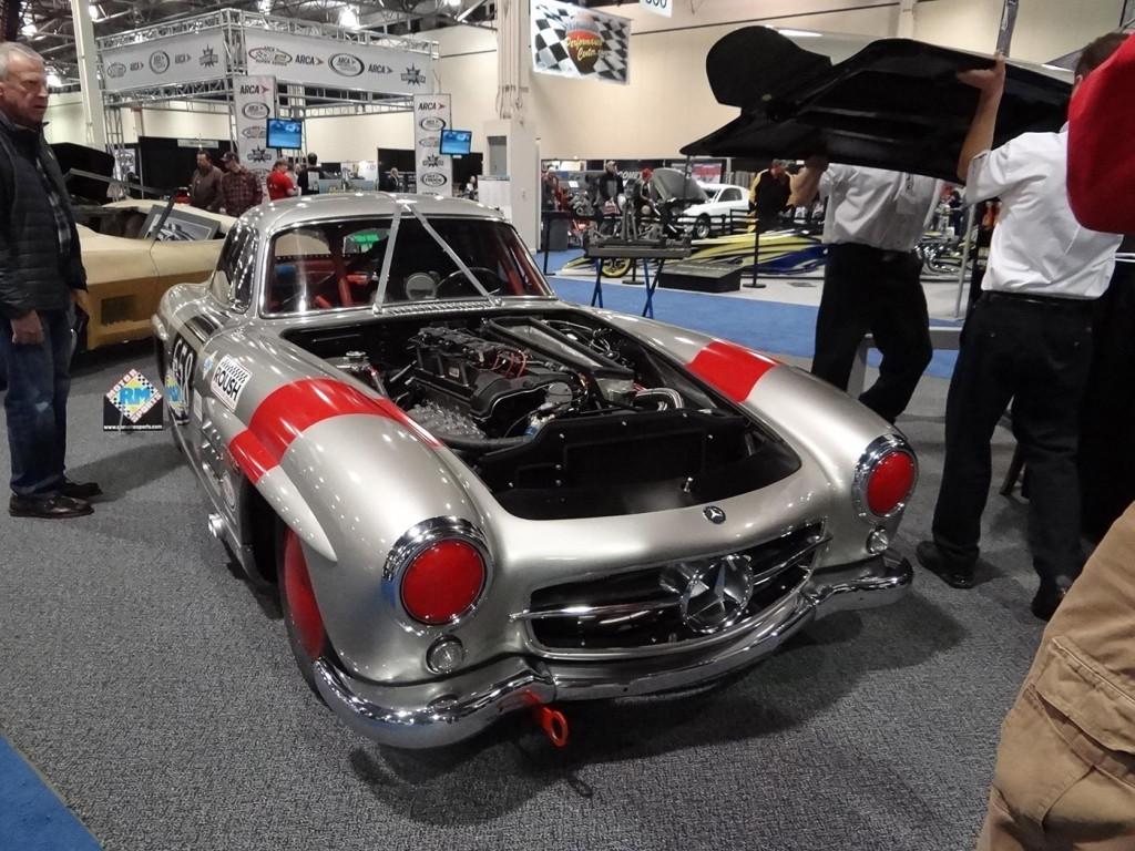 Bob Sirna Mercedes SL300 427 HP Mercedes I6
