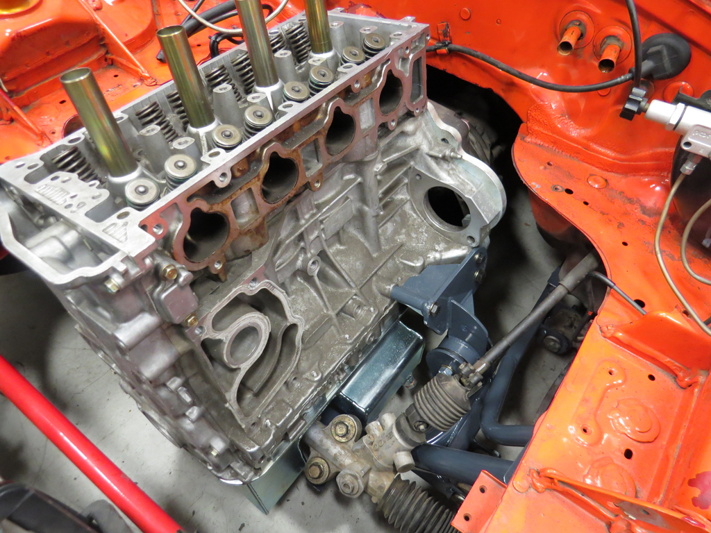 Building A Mazda Bp Engine